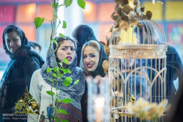 2313808 - عکس های نشست خبری فیلم سلام بمبئی با حضور گلزار و دیامیرزا