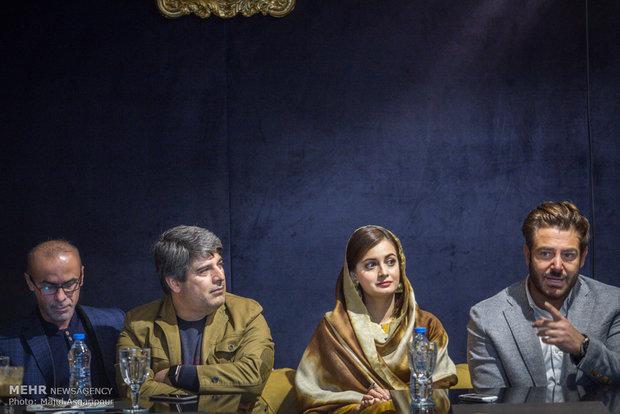 2313809 - عکس های نشست خبری فیلم سلام بمبئی با حضور گلزار و دیامیرزا