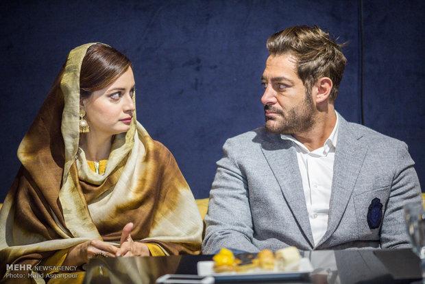 2313811 - عکس های نشست خبری فیلم سلام بمبئی با حضور گلزار و دیامیرزا