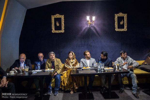 2313812 - عکس های نشست خبری فیلم سلام بمبئی با حضور گلزار و دیامیرزا