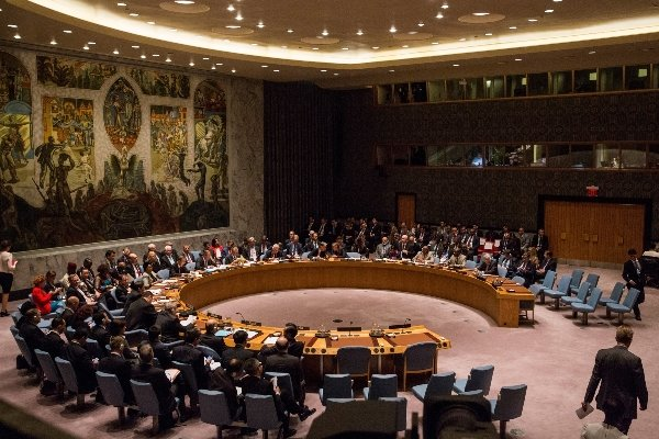 شام کے خلاف سکیورٹی کونسل کی قرارداد کا متن حقیقت سے عاری
