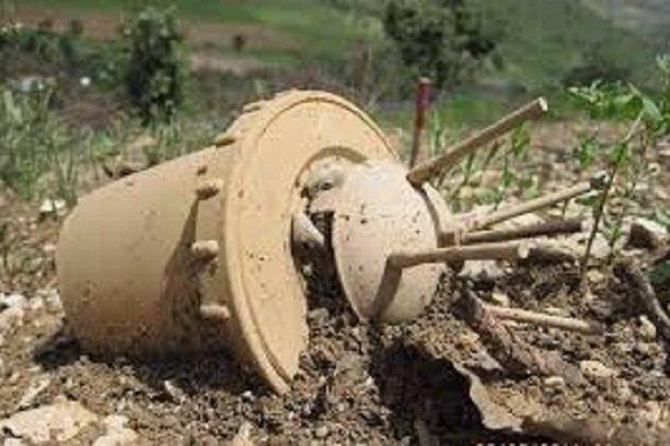 انفجار مین در شهرستان دهلران یک زخمی برجا گذاشت