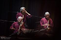 کنسرت موسیقی کیهان کلهر در تبریز