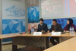 نمایشگاه مطبوعات روسیه
