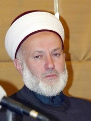 وفاة أمين عام حركة الأمة  الشيخ عبد الناصر جبري