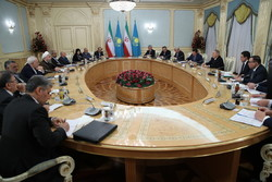 Tehran ready for all-out coop. with Astana