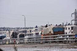 إخراج دفعة جديدة من الإرهابيين وعائلاتهم من حلب/صور