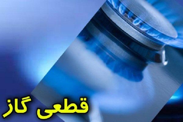 گاز مناطق ۱۶ و ۱۹ شهرداری تهران، فردا قطع می شود