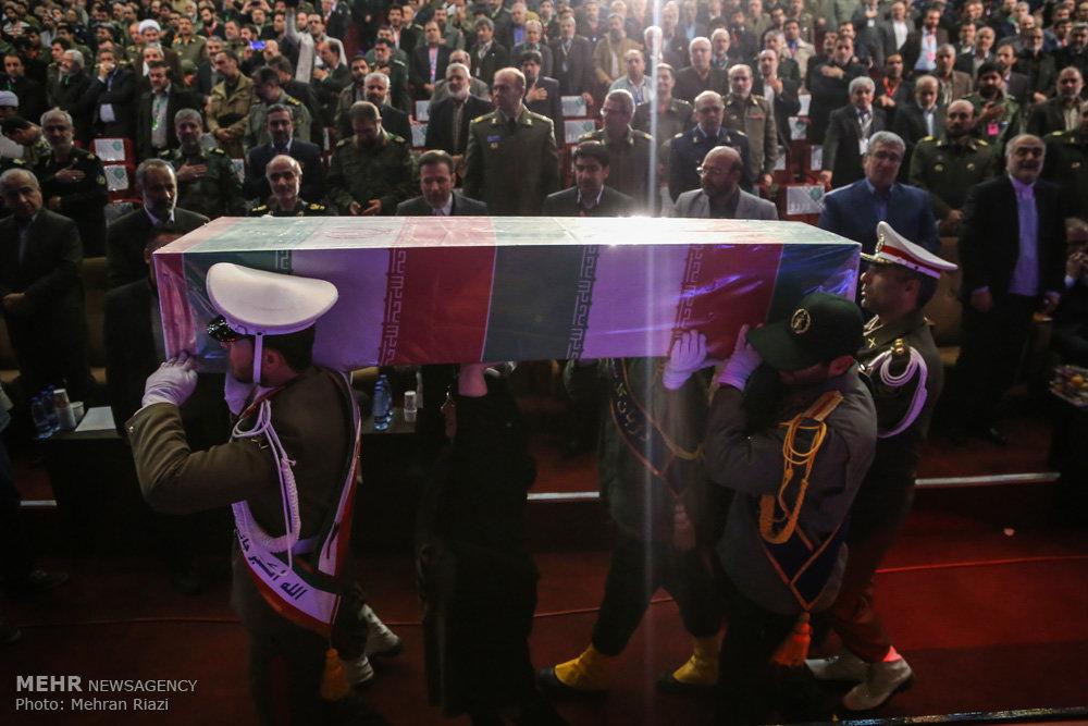 کنگره ۶۵۰ شهید مخابرات دفاع مقدس
