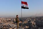 Suriye ordusunun teröristlere karşı operasyonu