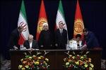 ایران اور قرقیزستان کے درمیان 5 معاہدوں پر دستخط
