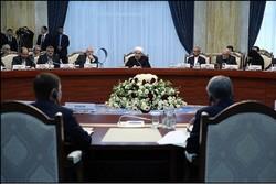 توافق ایران و قرقیزستان برای اجرای برنامه۱۰ ساله توسعه همکاری ها