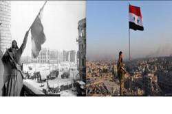 """""""ستالينغراد"""" و""""حلب"""": ملحمتان كتبتا التّاريخ"""