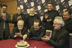 جشن تولد ارسلان کامکار