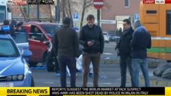 مقتل التونسي أنيس العماري منفذ هجوم برلين في إيطاليا