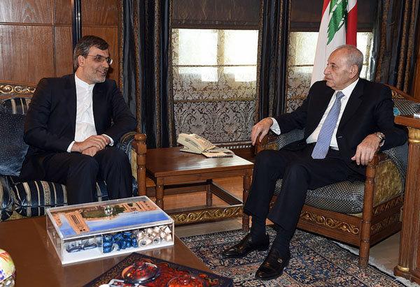 جابري أنصاري : الرسالة من تطورات المنطقة هي الحل السياسي ومقارعة الارهاب