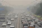 لاینده های اگزوز اتومبیل , بیماری چشمی