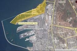 توسعه پایگاه دریایی روسیه در طرطوس سوریه تصویب شد