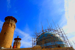 مسجد احداث شده بنیاد برکت در روستای مزدک شهر یاسوج افتتاح شد
