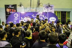 اختتامیه اردو و مسابقات تیم ملی تنیس روی میز ایران در لارستان