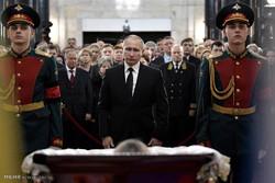 وداع با آندره کارلوف در مسکو