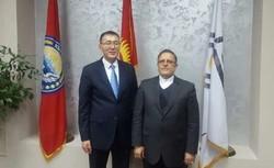 Tehran, Bishkek to bump up banking ties