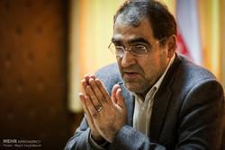 بازدید قاضیزاده هاشمی وزیر بهداشت از خبرگزاری مهر