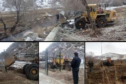 فاز سوم طرح آزادسازی حریم و بستر رودخانه «کهمان» اجرا میشود