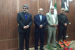 مراسم تجلیل از مدالآوران تهرانی المپیک و پارالمپیک برگزار شد