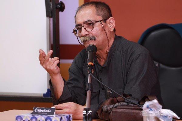 یک شب یک نویسنده در دیدار با «ابوتراب خسروی» برگزار شد