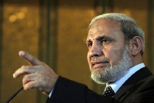 الزهار يطالب بإعادة ترتيب العلاقة مع الدول التي تقف مع المقاومة وخاصة إيران