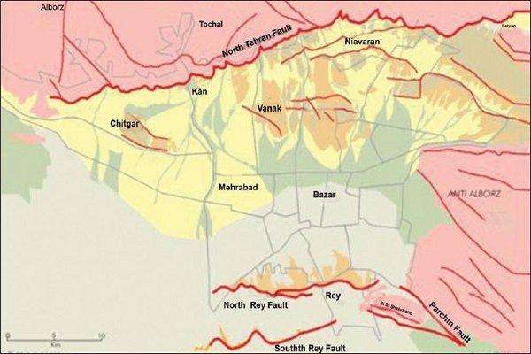 آیین نامه زلزله به ۵ شهر ابلاغ شد
