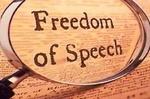 وجود آزادی بیان در غرب شعار و دروغ است