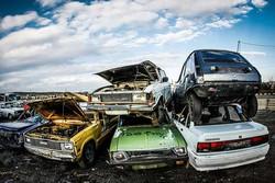 امسال حدود ۷۰۰ هزار دستگاه خودروی فرسوده از رده خارج می شود