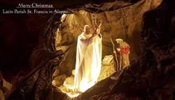 ميلاد المسيح السوري في زمن الحرب/صور