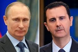 Assad offers condolences to Putin over crashed Tu-154 plane