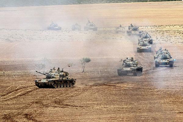 وزير الدفاع التركي: جميع قواتنا على أهبة الاستعداد