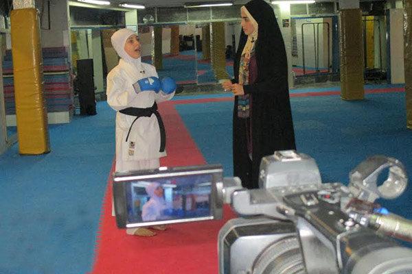 تولید اولین مجموعه تلویزیونی ویژه دختران ورزشکار