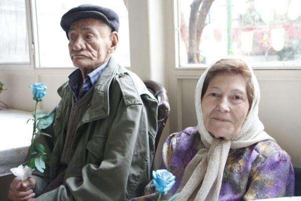 عیادت از سالمندان