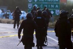 کشته و زخمیشدن ۷ پلیس در مکزیک
