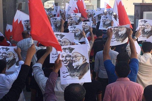 مظاهرات الشعب البحريني ضد آل خليفة /فيلم