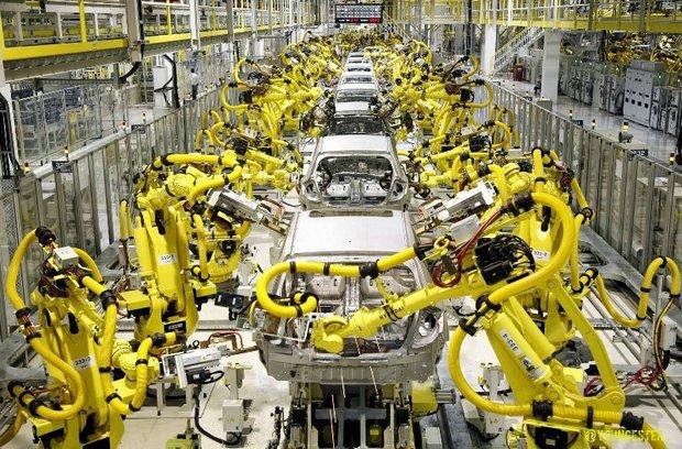 صنعت خط تولید