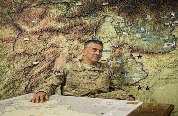 """قائد القوات الأمريكية في سوريا والعراق: هزيمة """"داعش"""" خلال عامين"""