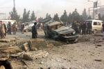 افغانستان میں بینک پر خود کش کار حملے میں 29 افراد ہلاک