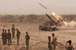 یمن کی میزائل یونٹ کا سعودی عرب کی تیل کی تنصیبات پر میزائل سے حملہ