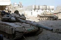 أسلحة تقدّر بمليارات الدولارات خلّفها الإرهابيون في حلب