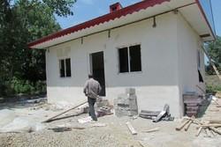 ۴۶ واحد مسکن محروم در شفت در دست ساخت است