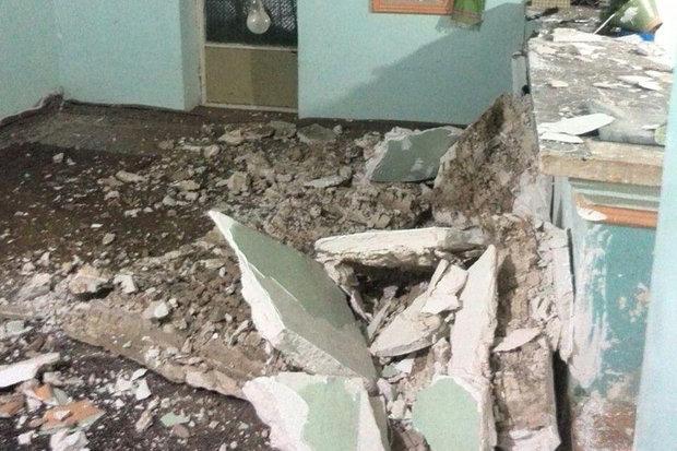 یک فوتی و ۴ مصدوم در زلزله سفید سنگ