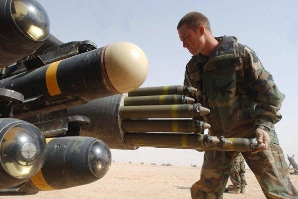 آمریکا بازار تسلیحات جهان را قبضه کرد