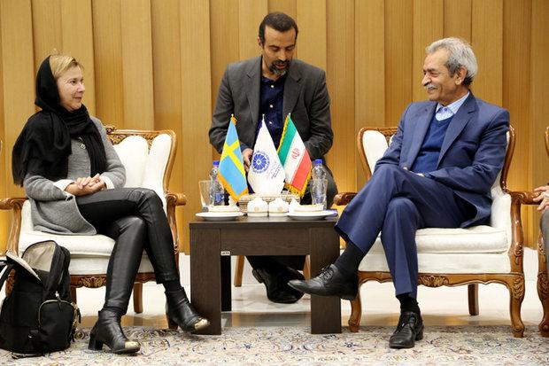 رئيس وزراء السويد يزور إيران في شهر فبراير المقبل